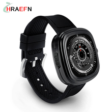 Hraefn M2 Bluetooth Smart Watch Heart Rate Monitor Waterproof Smartwatch iOS apple iphone Android samsung lenovo huawei - HRAEFN 3C Store store