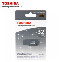 TOSHIBA USB Flash Memory Stick High Speed USB 2.0 Flash Pen Drive Business Gift USB Flash Drive 32GB 16GB With retail package
