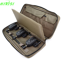 Buy Carp Fishing Luggage Buzz Bar Bag Pouch Fishing Accessories Bank Sticks Bite Alarms Storage Bag 45x20x6cm Ltd Store) for $12.99 in AliExpress store