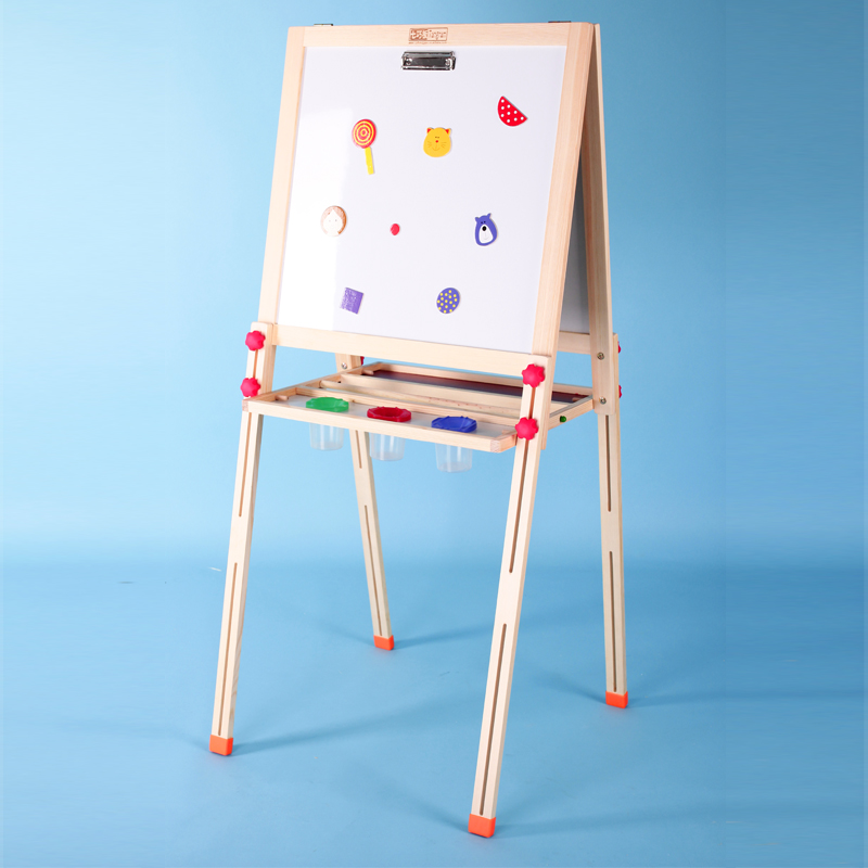 Children-drawing-board-wood-easel (1)
