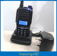 10W high Power dual band VHF UHF(136-174mhz/400-470MHz) two way radio transceiver transmitter w/ DTMF/ ANI /Scramble function