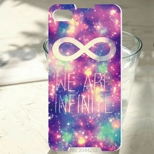 we are infinite Cases Hard PC Back Cover Phone Case For Blackberry Z10 Z30 Q20 Q10 Q30 Passport Silver Edit Q5 phone case