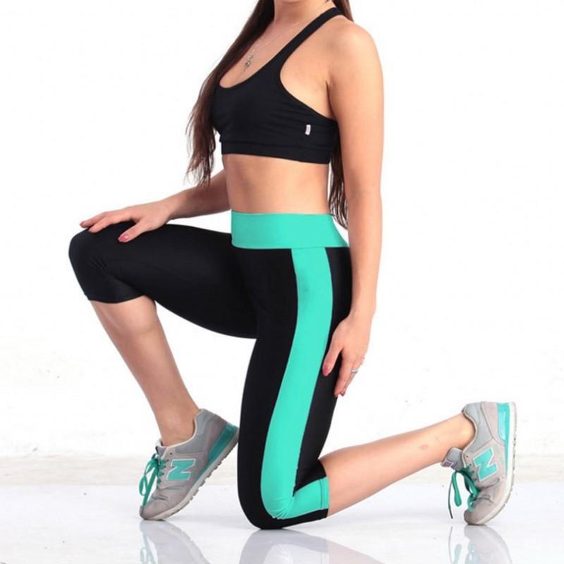 High Waist Fitness Legging Black 5