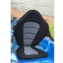 New Style Fishing Deluxe Kayak Seat Comfortable Backseat backrest Padded Kayak Rowing Boat  Quality