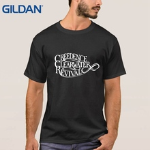 The new tee shirts S-4XL Creedence Clearwater Revival Covers The Classics Rock black cotton men's t shirt shop sales