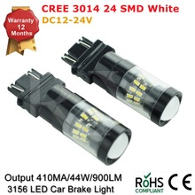 2pcs Amber Yellow White 22-SMD 3156 LED Bulbs New Design Front Rear Left Right Turn Signal Lights Bulbs for toyota