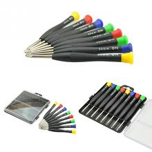 8 in 1 Precision Mini Pocket Screwdriver Repair Tools Set For Cell Phone PC Camera Watch