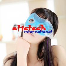 ems or dhl 50pcs Hot Cold Relaxing Soothing Face Eye care Gel Mask Sleeping Eye Mask Eye Mask Shade Comfort Cover(China)