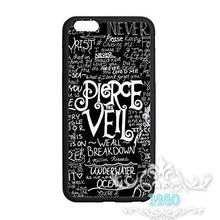 Pierce The Veil Band Limited Edition mobile phone cover case for iPhone 4S 5S 5C 6S 6S Plus 7 7Plus Samsung Galaxy S4 S5 S6 S7