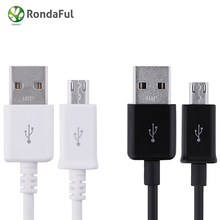 High Quality Micro USB Data Sync Power Charger Cable Cord Wire for Samsung GALAXY S3 S4 note2 S6 Edge Note4 I9300 I9500 N7100