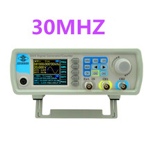 JDS6600 series DDS signal generator 30MHZ Digital Dual-channel Control frequency meter 200MSa/s 12 bits 45%off