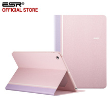 Case for iPad mini 1/ mini 2/ mini 3, ESR PU Leather Smart Cover Folio Case Stand Sleep/ Wake function Cover for iPad mini 1/2/3(China)