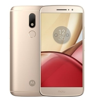 Global rom!Original Motorola Moto M XT1662 4G LTE 5.5'' 16.0MP Octa core 4G RAM 32G ROM Dual SIM Fingerprint Mobile phone(China)