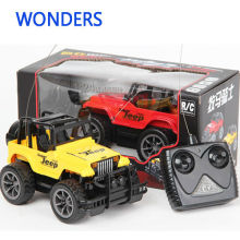 Buy Super Toys 1:24 Jeep large remote control cars 4CH remote control cars toys rc car electric kids gift for $15.95 in AliExpress store