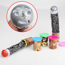 Fun Toy Trick Frighten Candy Jar Jump Out With Voice Strange Jar Play Special Sweet Jokes Tricks Funny Toys For Children Kids