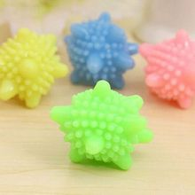 4pcs/setNew BallsTo Wash Products Bestsellers Balls For Laundry Solid Green Laundry Magic Washing Ball(China)