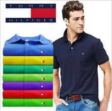 High quality men polo shirt 2017 spring short sleeve tommis men hilfigerfUlliedlYs polo ralphEfulliEdlys polo crocodile