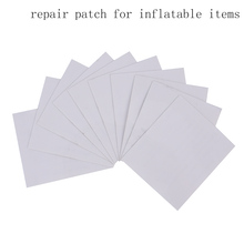 10pcs airbeds repair patch repair kit to amend inflatable products holes to avoid air leakage, like swimming rings, beach ball(China)