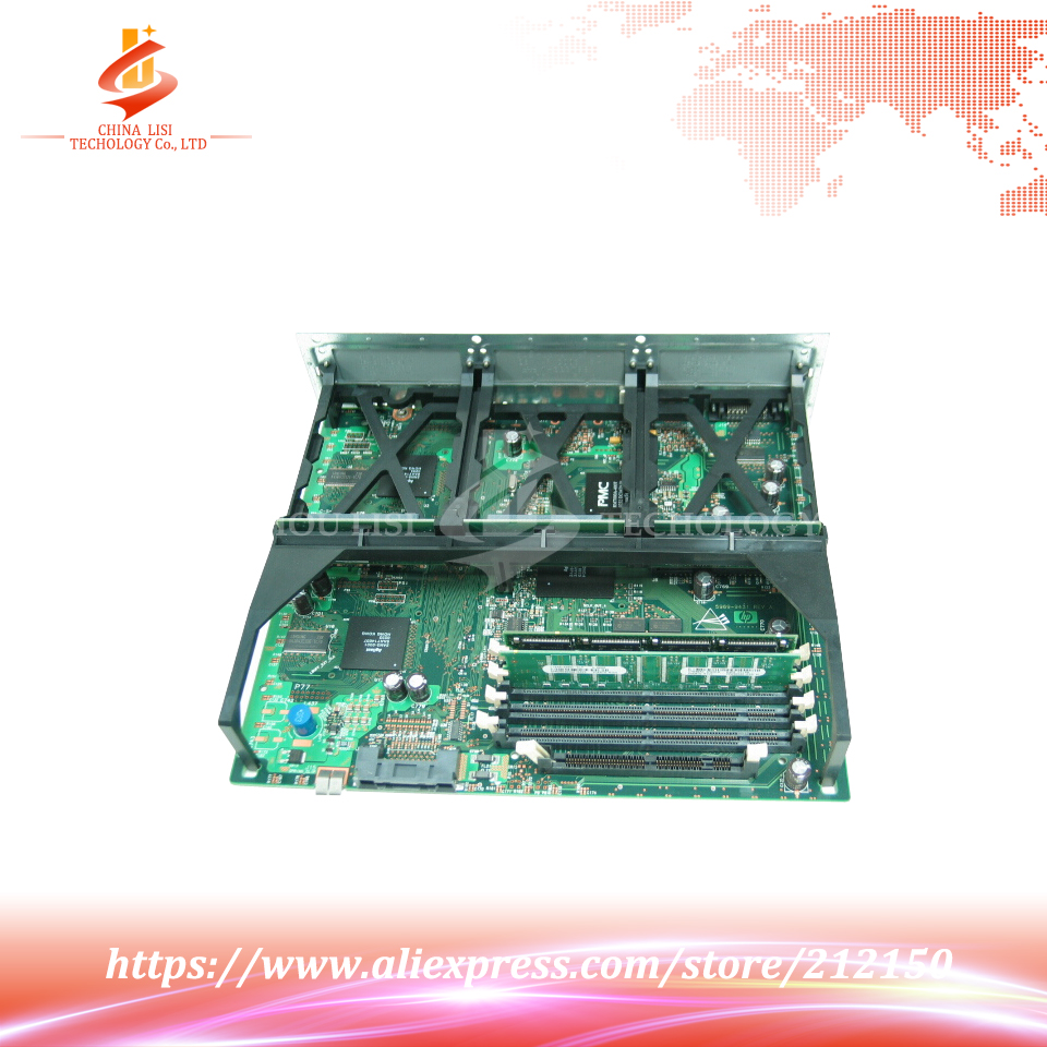 Original Second-Hand For HP5500 5500 Formatter Board On Sale<br><br>Aliexpress