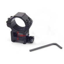 Buy Tactical Scope Mount Rings Track Clamp Adjustable Sight Mirror Laser Sight Mounts Barrels Diameter Range 25.4mm for $5.66 in AliExpress store