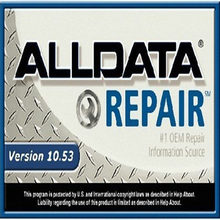 auto repair software 576GB 10.53 Alldata and Mitchell Software 2014+ Mitchell Manager Plus Remote Help in 750GB HDD(China)