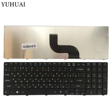 Russian laptop Keyboard for Acer Aspire 5742g 5739G 5741G 5740 5740G 5740Z 5742 5742Z 5745G 5745 5745P 5800 5250 RU Black(China)