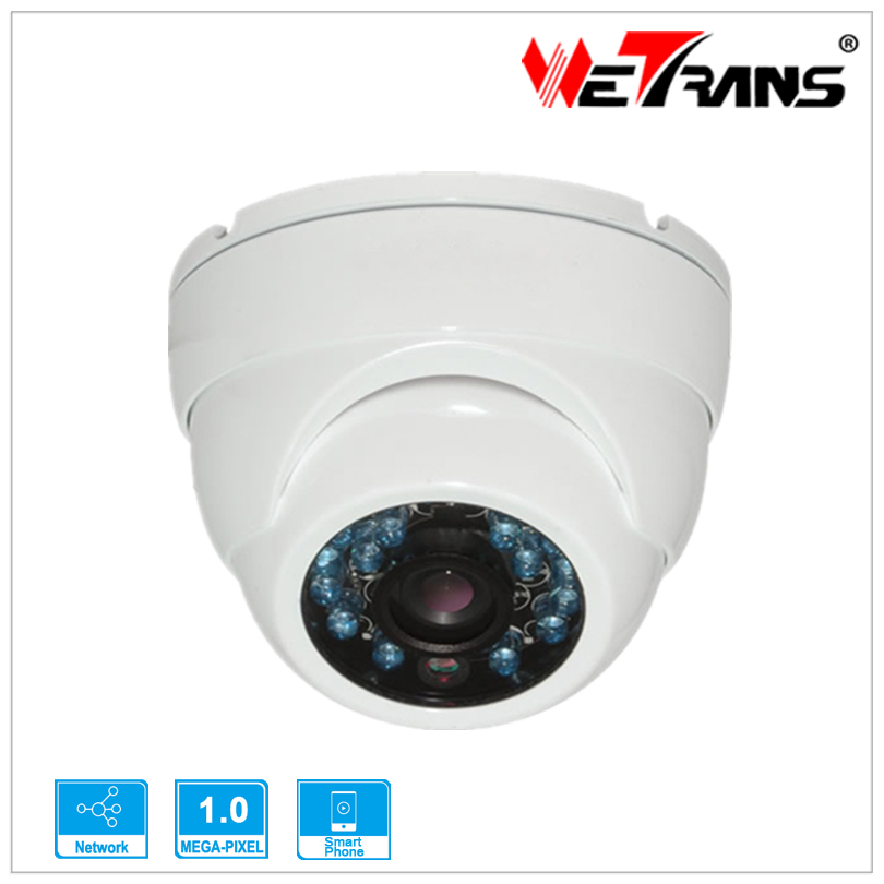 IP Camera Security security camera system IP CCTV Onvif H.264 20m Night 1MP Network Support Motion Detection Mini Dome Kamera<br><br>Aliexpress