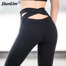 Buy Sexy Yoga Pants Women High Waist Sports Yoga Pants Workout Fitness Sports Leggings Women Yoga Trousers Running Pants Tights for $15.94 in AliExpress store