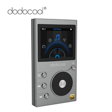 "dodocool Hi-res 8GB Mp3 Player Hi-Fi Lossless Music Player with Radio Recorder FM Radio 2"" LCD Display Support TF Card(China)"