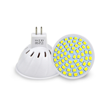 220V SMD 2835 MR16 4W LED lamp Engergy Spotlight Bulb Wall Downlight led corn light For Indoor lighting Replace CFL 5W 7W 10W