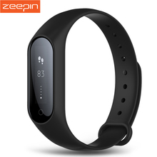 Zeepin Y2 Plus Waterproof IP67 Bluetooth Smart Wristband Heart Rate/Blood Pressure Oxygen Monitor Smart Bracelet for Android IOS