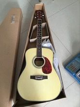 "NEW Acoustic Guitar 41"" ASM with nice sound"