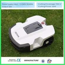 DENNA ROBOT MOWER L600(4Ah)Auto Cuting Grass Robot Lawn Mover Sale by Factory