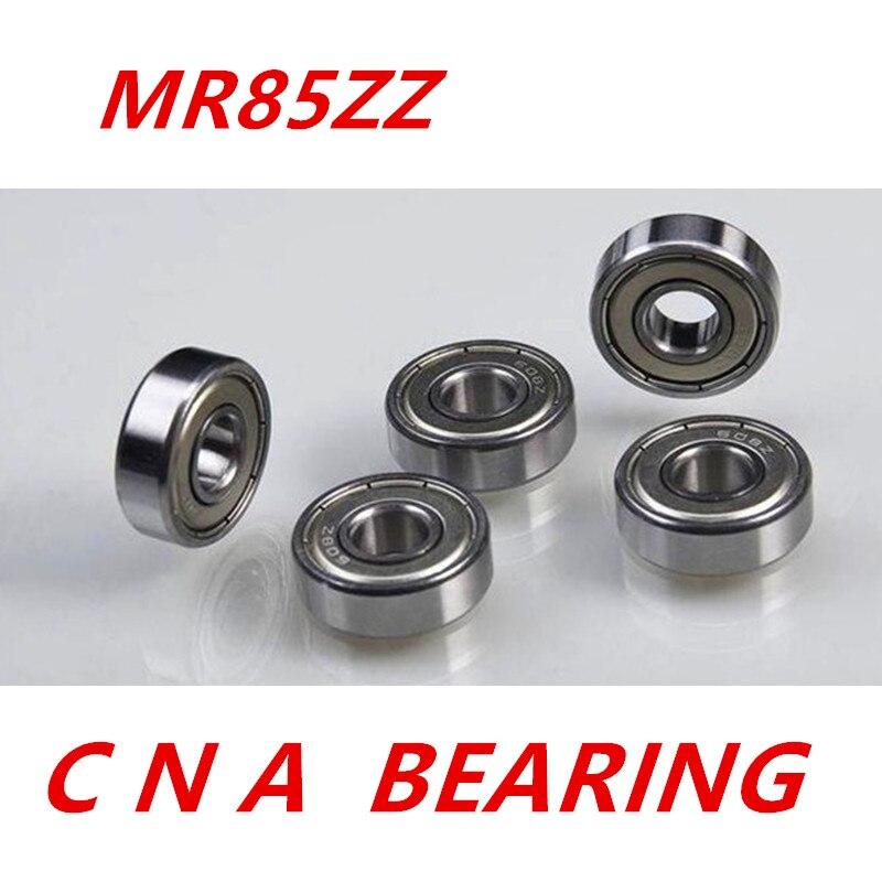 10pcs MR85ZZ Premium Double-shielded seal bearing MR85ZZ 5x8x2.5mm ball bearing
