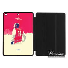 Henry Football Lover Fans Club Folio Smart Cover Case For Apple iPad 2 3 4 Mini Air 1 Pro 9.7 10.5 New 2017 a1822(China)
