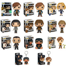 StockedFunko POP Figure Fantastic Beasts And Where to Find Them Newt Scamander Pickett Jacob Percival Tina Niffler Action Figure