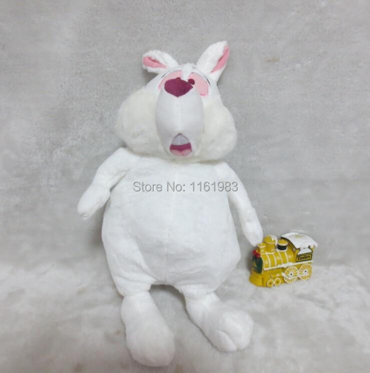 White Rabbit Plush - Alice In WonderLand Plush Toys 35cm<br>