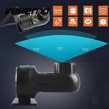Vehemo DVR Car Camera Dash Cam HD 170 Degrees Night Vision New USB Driving Recorder Automobile Video Recorder(China)
