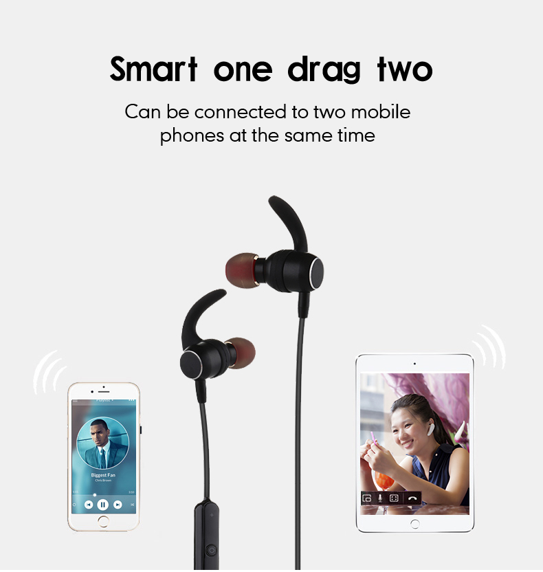 neck earphone bluetooth