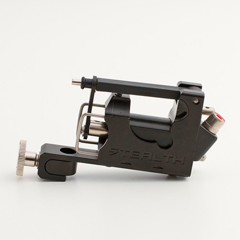 Electric Tattoo Machine Alloy Stealth 2.0 Rotary Tattoo Machine Liner Shader Black with Box Set free shipping<br>