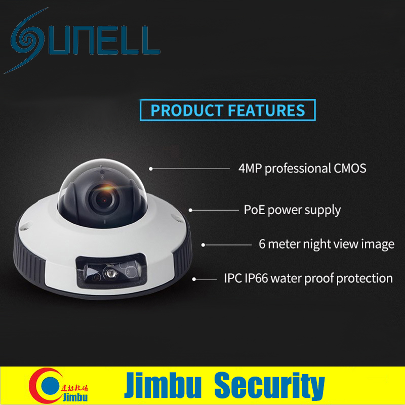 SUNELL M1ZD IP camera IR 4MP Multiple language CCTV camera network Lens 3.6mm  POE function dWDR support Onvif CMOS H.264<br><br>Aliexpress