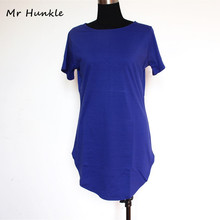 Mr Hunkle 5XL Plus Size Women Summer Dress Fashion Style Sexy Bandage Bodycon Beach Mini Dress Long Top Night Club Party Dresses(China)