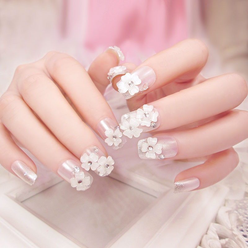 Buy jewels nail tips and get free shipping on AliExpress.com