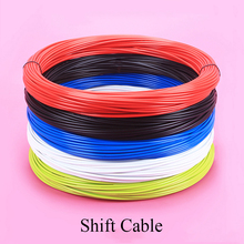 3m Bicycle Shift Cable 4mm Mountain Bike Road Bicycle Shift Line Pipe Shift Wire Line Colorful Bicycle Part