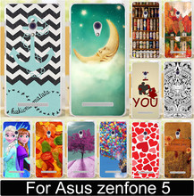 Print Love You Beer Moon Cute Littel Girl Case Capa For ASUS ZenFone 5 Zenfone5 A501CG A500CG A500KL Phone Case Cover Shell Hood