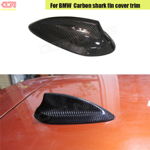 Carbon Fiber Antenna Shark Fin Cover Trim for BMW 1 Series F20 F21 2 Series GT F45 F46 X1 F48 F49 X4 F26 X5 F15 X6 F16 X5M X6M