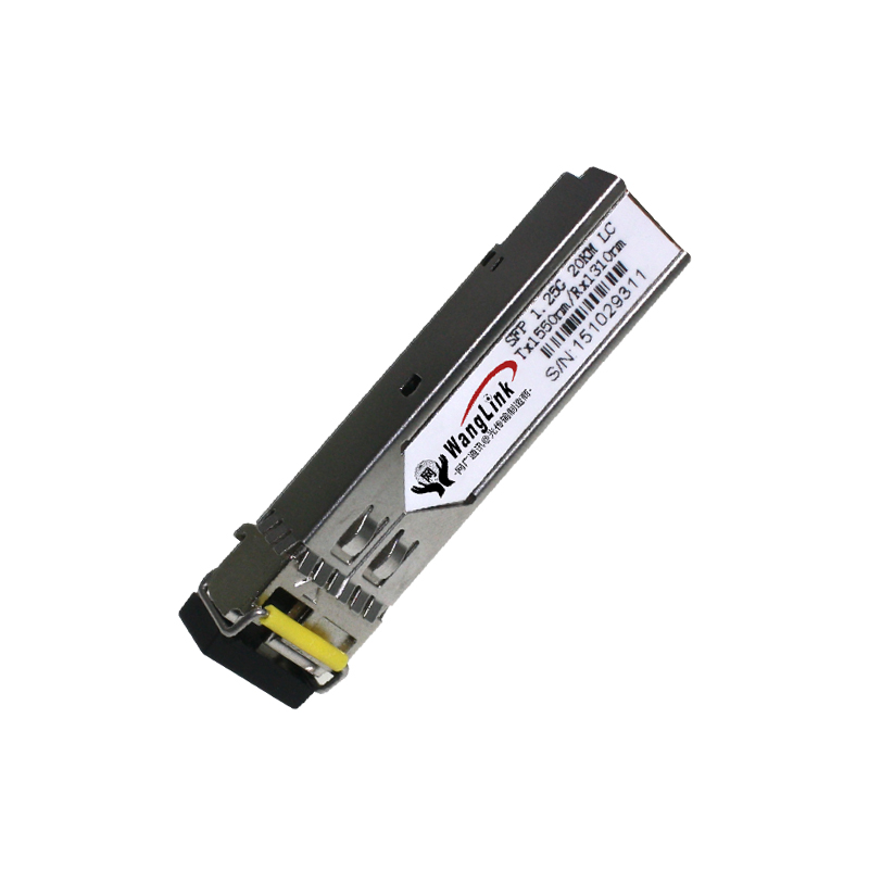 Gigabit SFP Optical Module smf 1550nm 20KM compatible with cisco sfp ethernet switch(China)