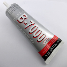 B7000 Glue 110ml Multi purpose B-7000 Adhesive Jewelery Epoxy Resin Diy Jewelry Crafts Glass Touch Screen Cell Phone Repair