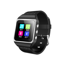 Sport Watch Mp3 Player Bluetooth Smart Watch Touch Screen 8GB high quality lossless Music Player Recorder ebook FM Radio