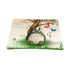 New Totoro Picture Anti-Slip Laptop PC Mice Pad Mat Mousepad Games Rubber Mouse Pad For Optical Laser Mouse #
